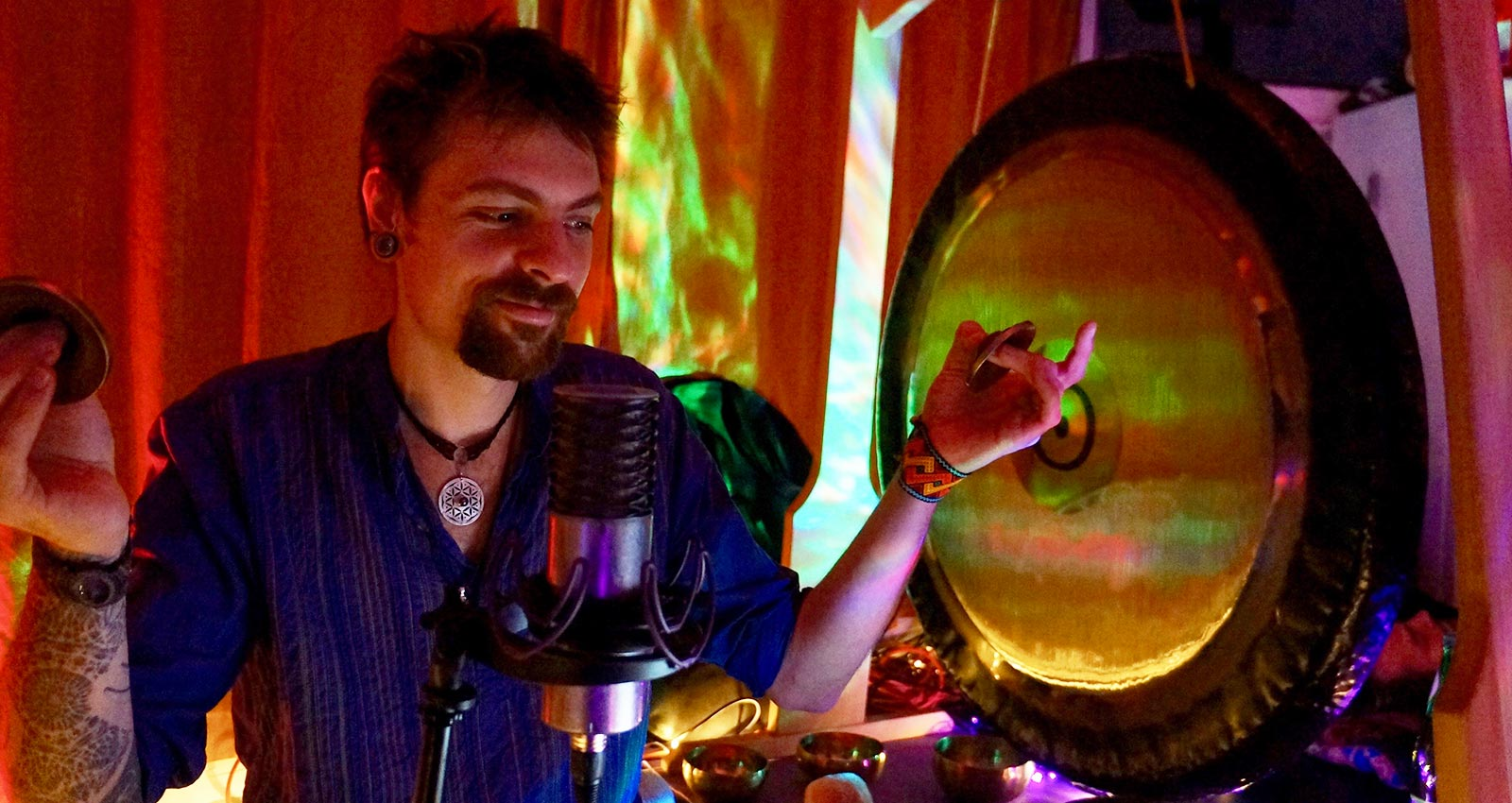 Psychedelic Sound Journey Jamie