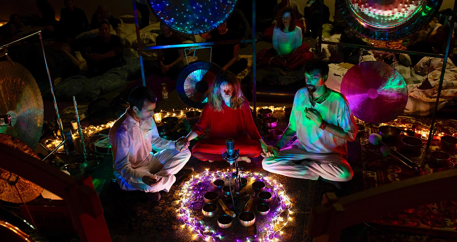 All-night Psychedelic Gong Bath